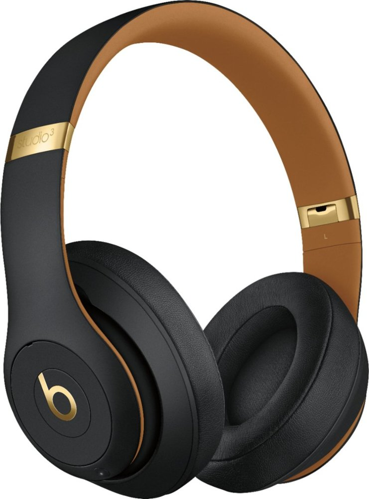 Brand New Beats Studio 3 Wireless Headphones Skyline Collection Midnight Black 190198828316 Ebay