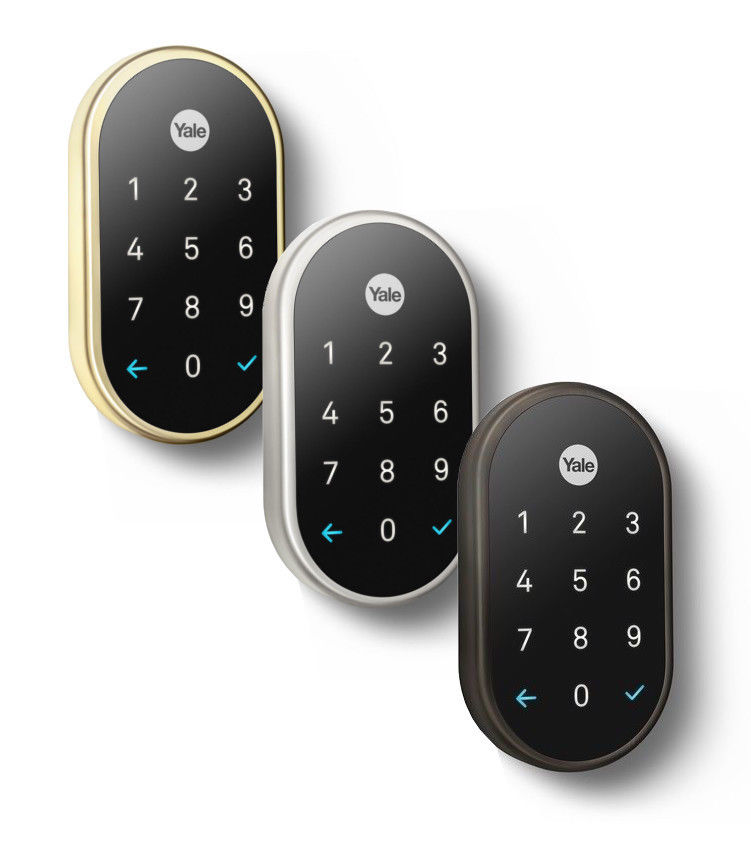 Details about Brand New Nest x Yale Smart Lock with Nest Connect - All  Colors